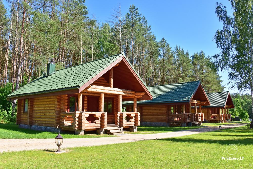 Recreation and wellness homestead Pušų šlamesy. Kernavė - 20