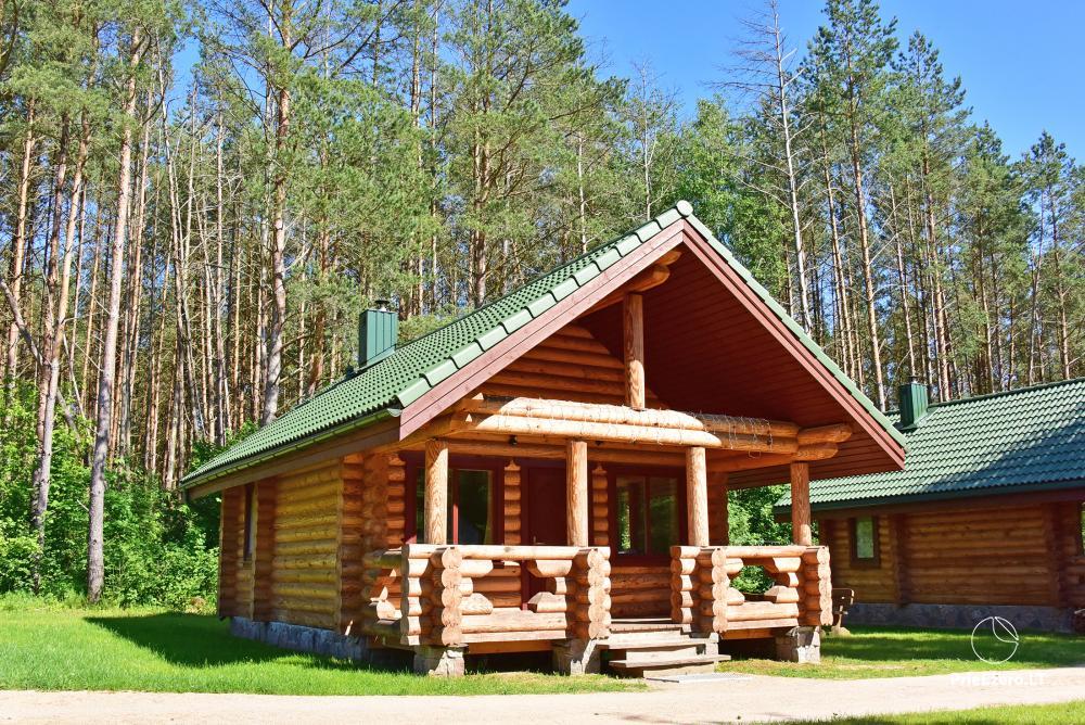 Recreation and wellness homestead Pušų šlamesy. Kernavė - 26