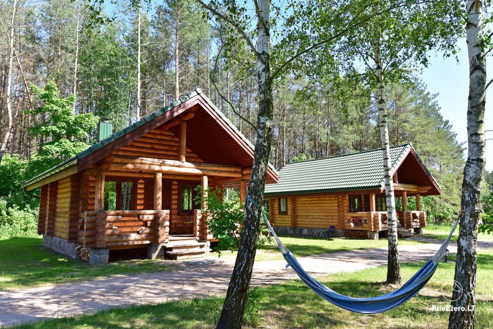 Recreation and wellness homestead Pušų šlamesy. Kernavė - 19