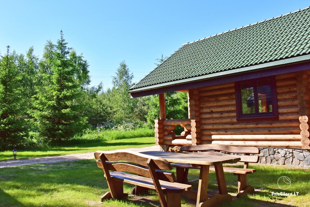 Recreation and wellness homestead Pušų šlamesy. Kernavė - 28
