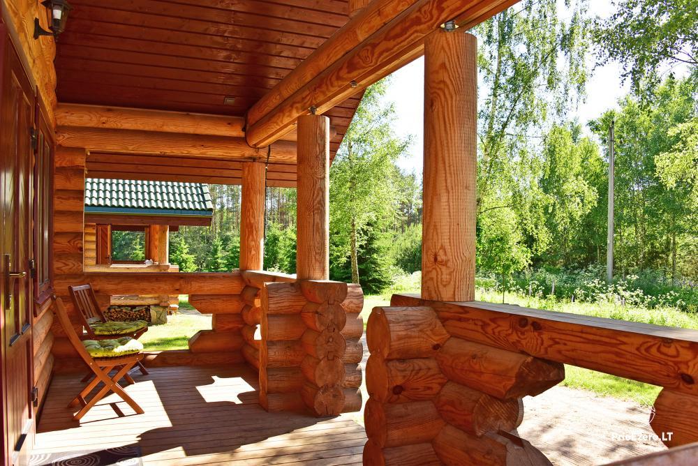 Recreation and wellness homestead Pušų šlamesy. Kernavė - 18