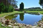 Recreation and wellness homestead Pušų šlamesy. Kernavė - 11