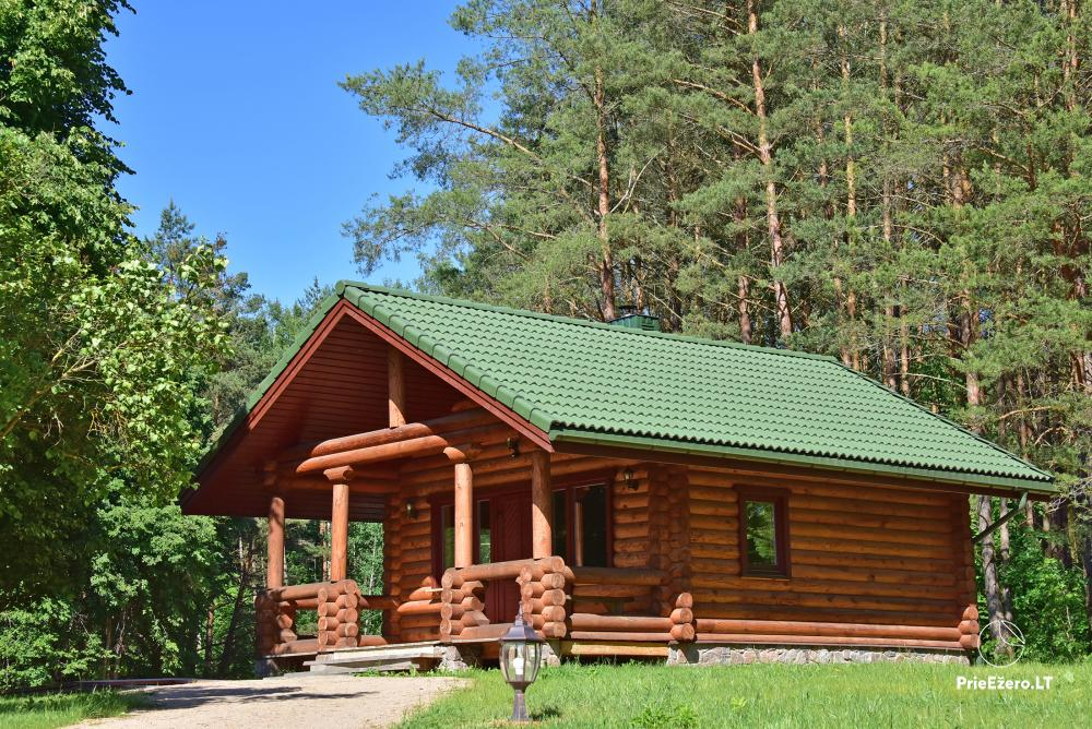 Recreation and wellness homestead Pušų šlamesy. Kernavė - 10