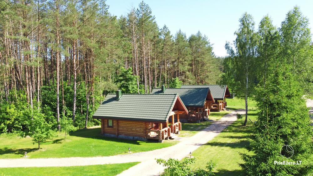 Recreation and wellness homestead Pušų šlamesy. Kernavė - 7