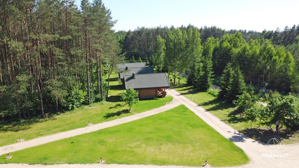 Recreation and wellness homestead Pušų šlamesy. Kernavė - 4