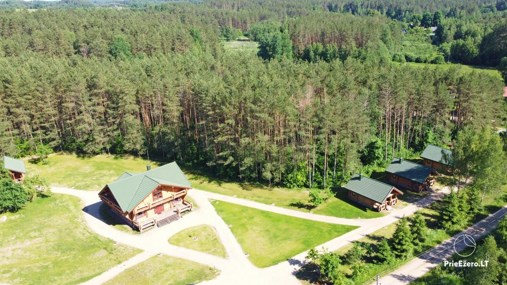 Recreation and wellness homestead Pušų šlamesy. Kernavė - 3