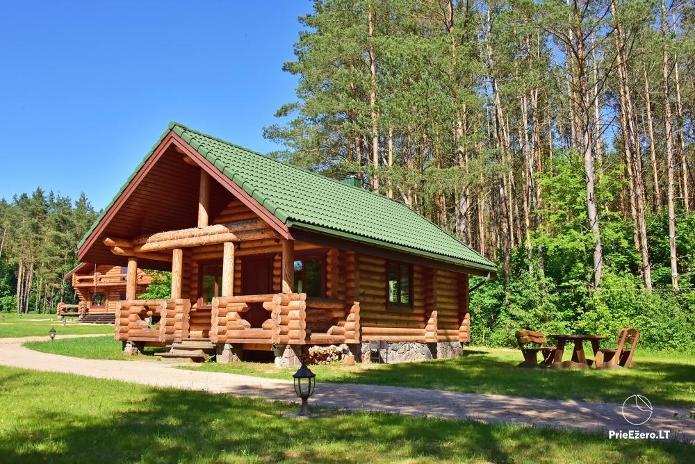 Recreation and wellness homestead Pušų šlamesy. Kernavė - 1