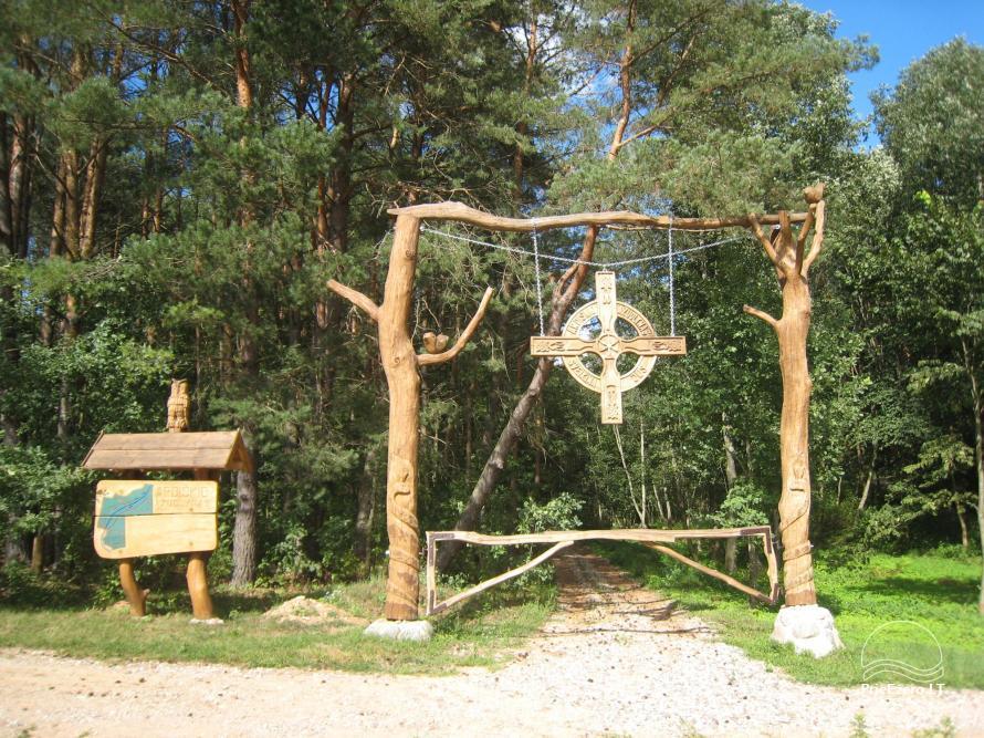 Recreation and wellness homestead Pušų šlamesy. Kernavė - 13