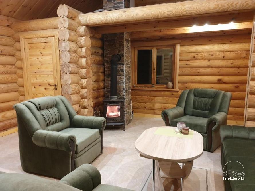 Recreation and wellness homestead Pušų šlamesy. Kernavė - 6