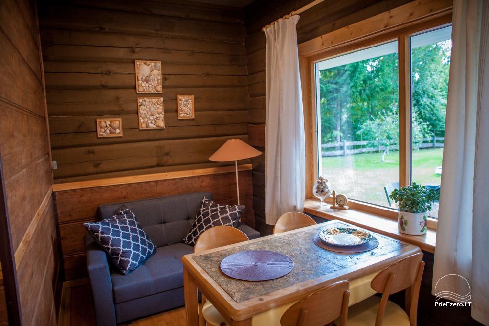 C-LT Lakeside apartment - apartments for rent near the lake Stirniai - 9