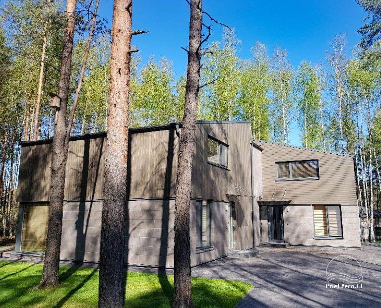 Vila Natura - accommodation in the forest near the lake Ilgis - 10