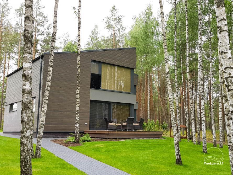 Vila Natura - accommodation in the forest near the lake Ilgis - 13