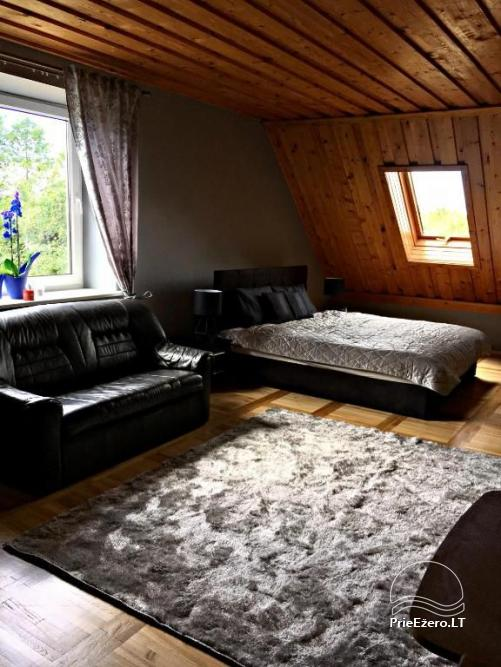 Villa near the river for a family holiday: kayaks, fishing, entertainment for kids - 1