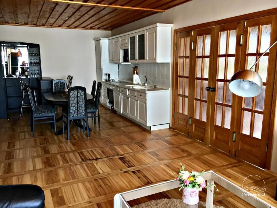 Villa near the river for a family holiday: kayaks, fishing, entertainment for kids - 6
