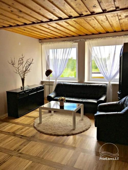 Villa near the river for a family holiday: kayaks, fishing, entertainment for kids - 9