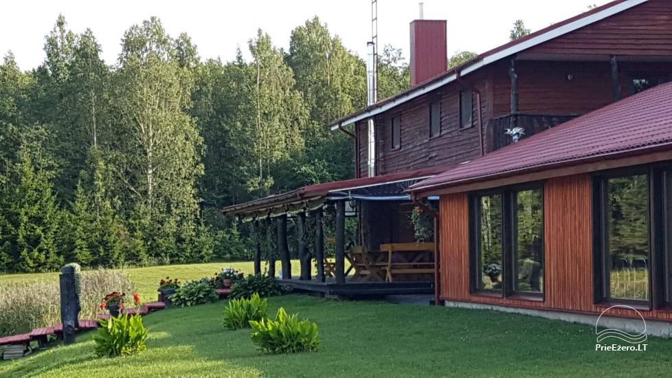 Homestead in Ukmerge district Roris - 3
