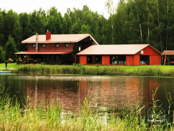 Homestead in Ukmerge district Roris - 6