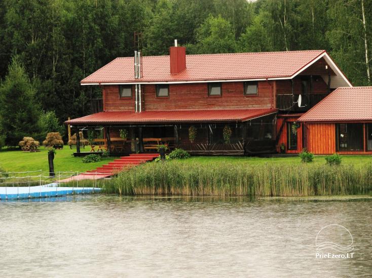 Homestead in Ukmerge district Roris - 7