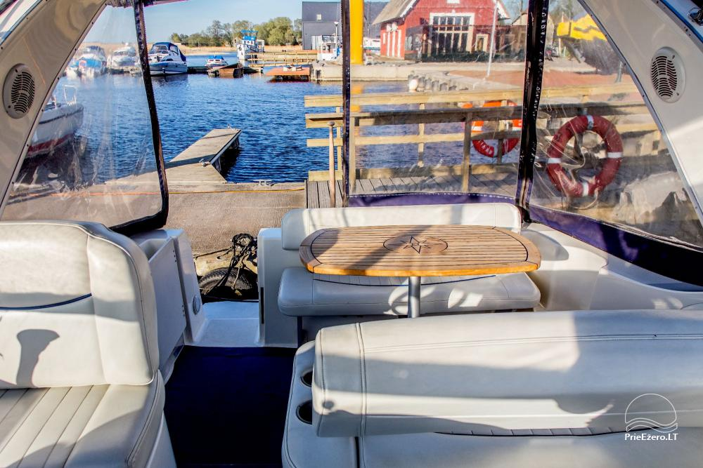 Boatcation - accommodation in a boat with all conveniences - 4