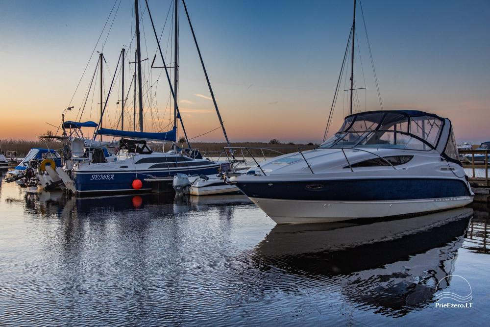 Boatcation - accommodation in a boat with all conveniences - 1