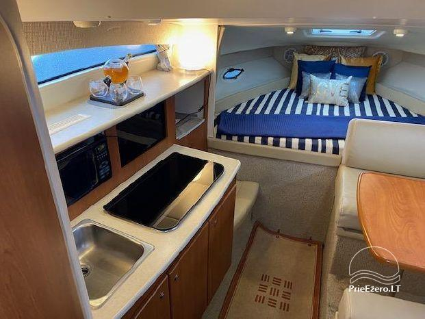 Boatcation - accommodation in a boat with all conveniences - 10