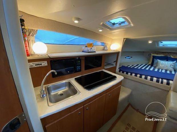 Boatcation - accommodation in a boat with all conveniences - 11