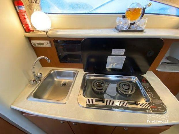 Boatcation - accommodation in a boat with all conveniences - 12