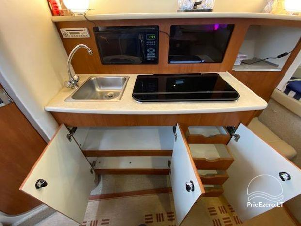 Boatcation - accommodation in a boat with all conveniences - 14