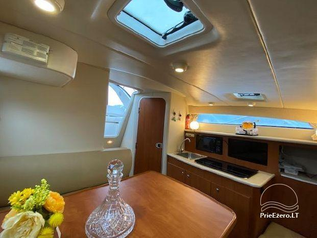 Boatcation - accommodation in a boat with all conveniences - 20