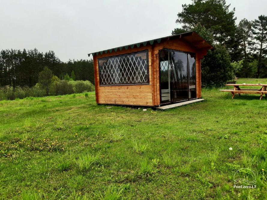 Small house for rent in a campsite near the river Kiauna - 5