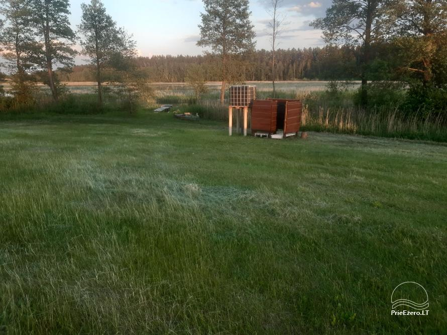 Small house for rent in a campsite near the river Kiauna - 12