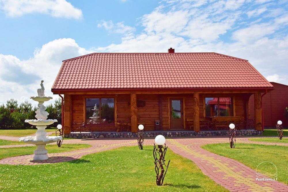 PRIE MIESTO - countryside homestead in Kedainiai region, in Lithuania - 1