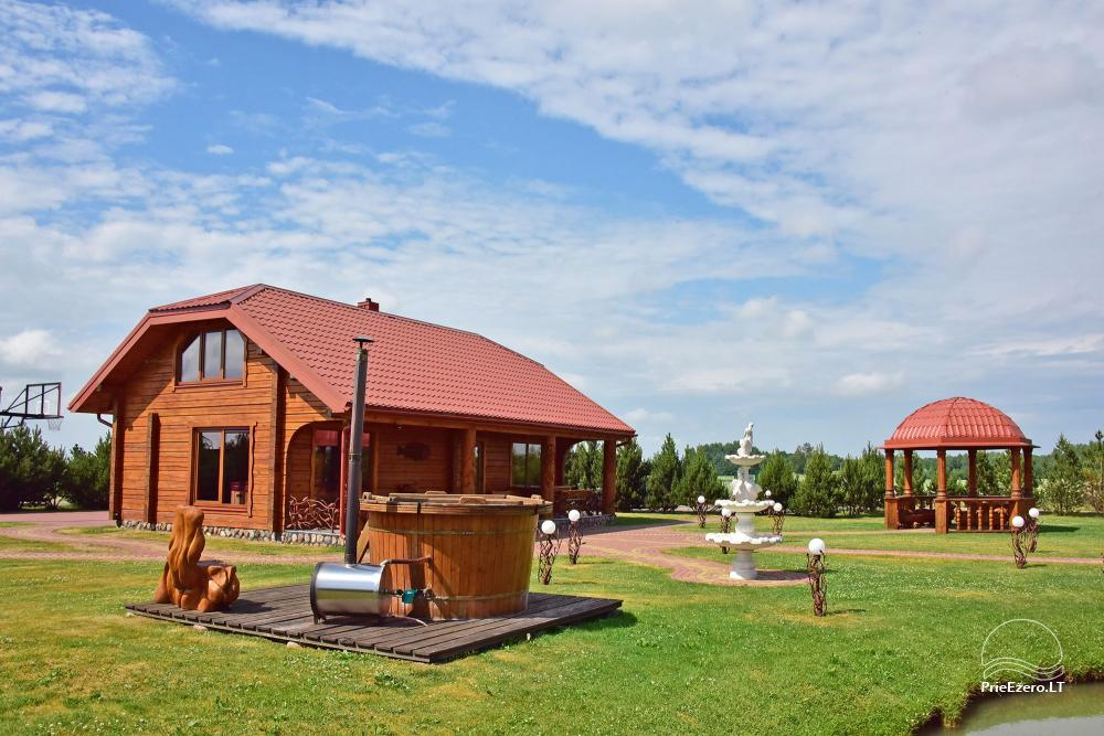 PRIE MIESTO - countryside homestead in Kedainiai region, in Lithuania - 2