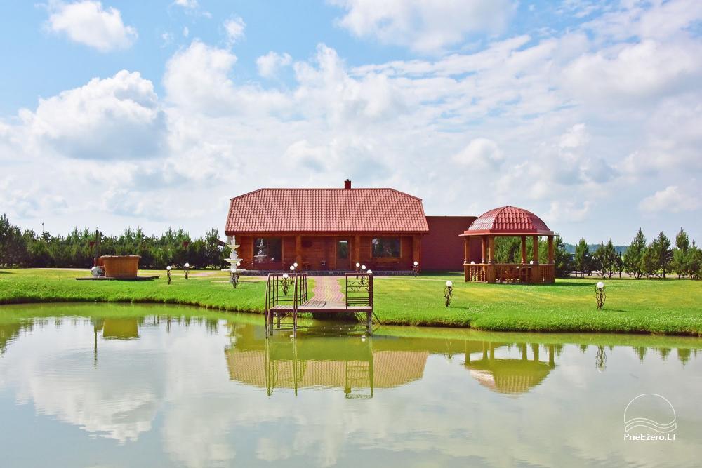 PRIE MIESTO - countryside homestead in Kedainiai region, in Lithuania - 3