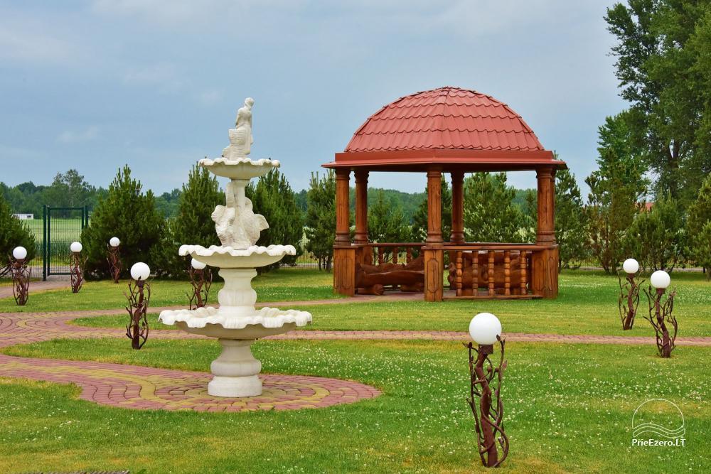 PRIE MIESTO - countryside homestead in Kedainiai region, in Lithuania - 7
