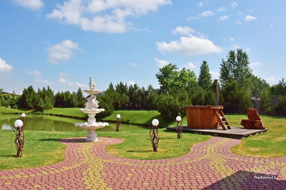 PRIE MIESTO - countryside homestead in Kedainiai region, in Lithuania - 9