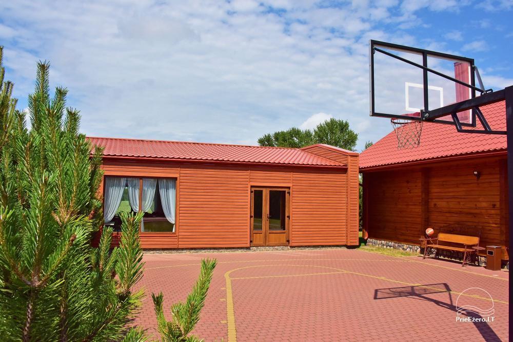 PRIE MIESTO - countryside homestead in Kedainiai region, in Lithuania - 10