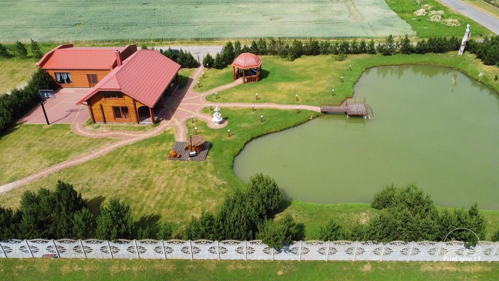 PRIE MIESTO - countryside homestead in Kedainiai region, in Lithuania - 4