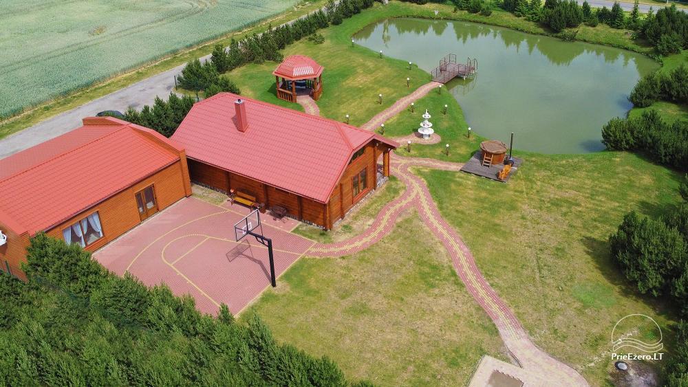PRIE MIESTO - countryside homestead in Kedainiai region, in Lithuania - 5