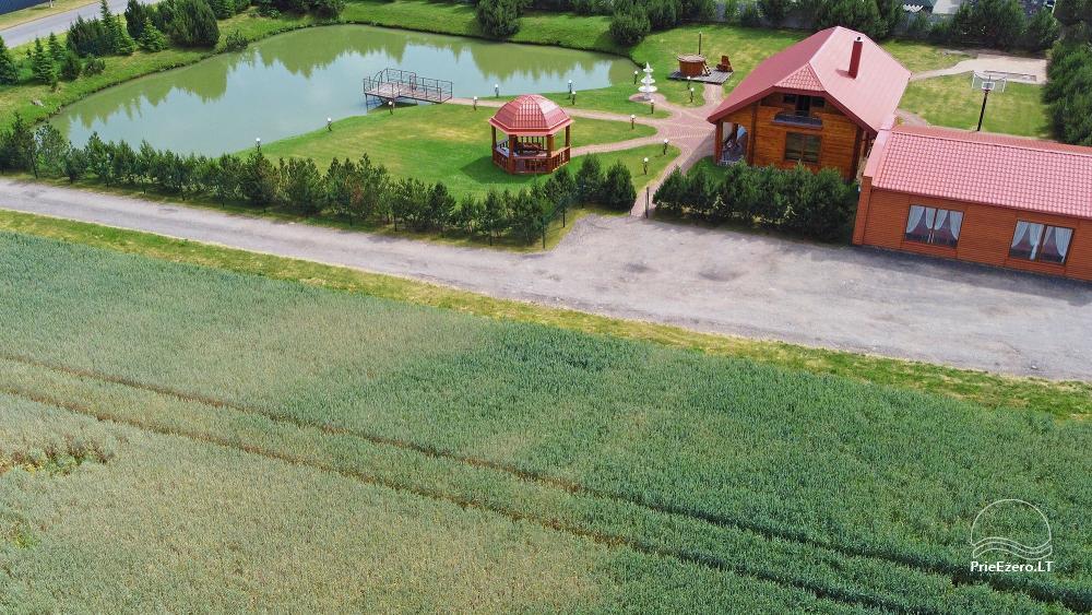 PRIE MIESTO - countryside homestead in Kedainiai region, in Lithuania - 6