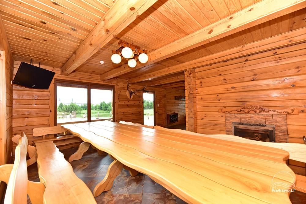 PRIE MIESTO - countryside homestead in Kedainiai region, in Lithuania - 18