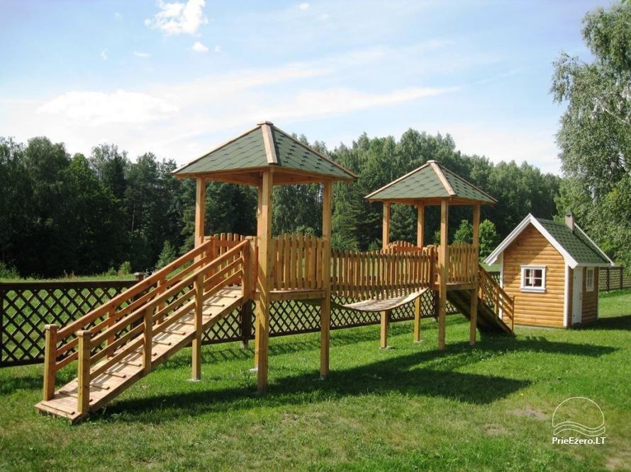 Miško vingis - countryside tourism homestead - 4