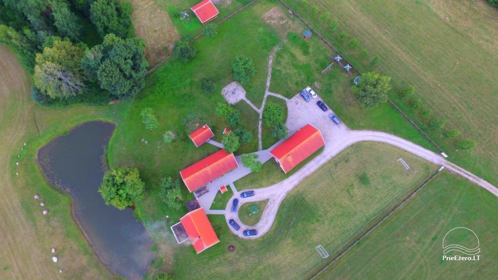 Miško vingis - countryside tourism homestead - 3