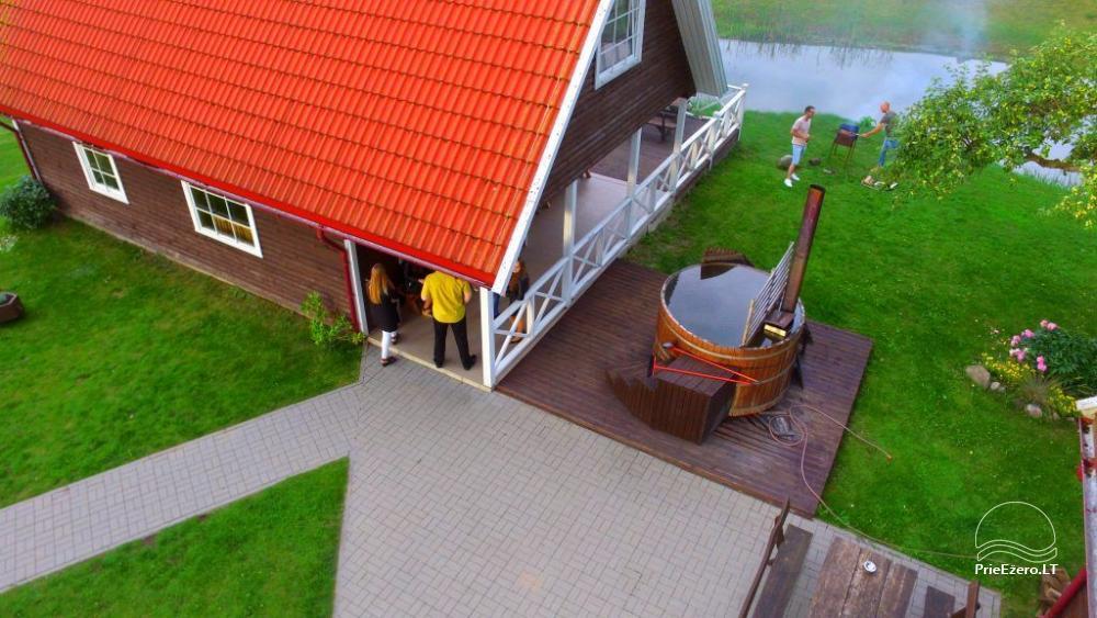Miško vingis - countryside tourism homestead - 5