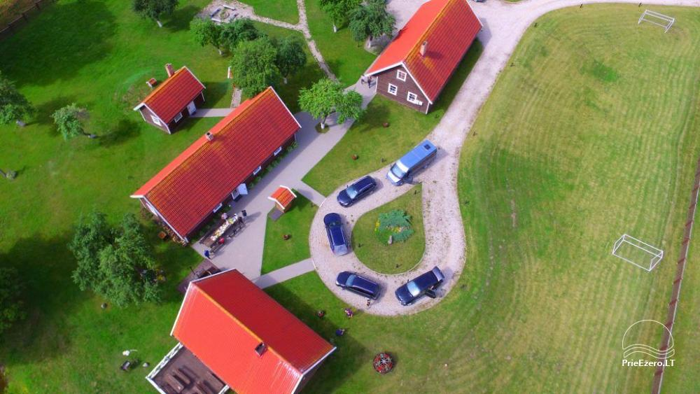 Miško vingis - countryside tourism homestead - 2