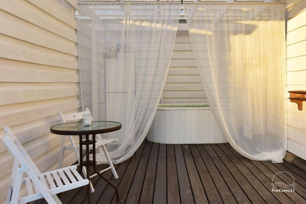 Apartments for romantic vacation, holiday cottage for family - Villa 9Vėjai - 17