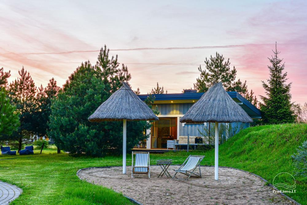 Apartments for romantic vacation, holiday cottage for family - Villa 9Vėjai - 18