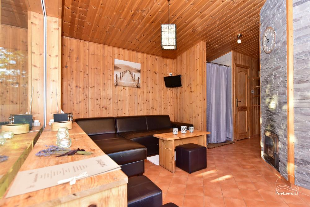 Apartments for romantic vacation, holiday cottage for family - Villa 9Vėjai - 22