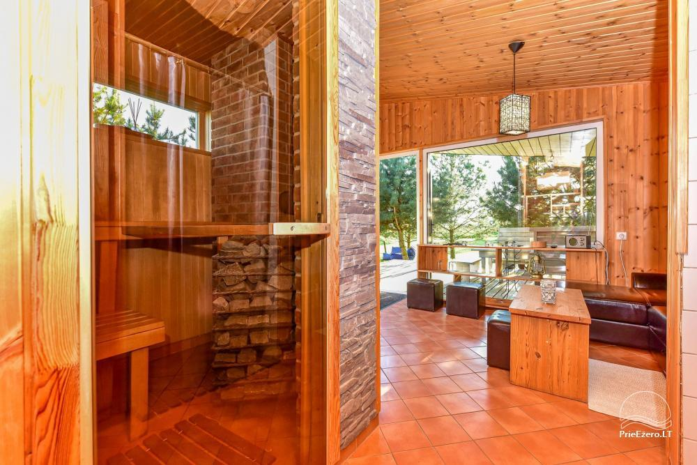 Apartments for romantic vacation, holiday cottage for family - Villa 9Vėjai - 23