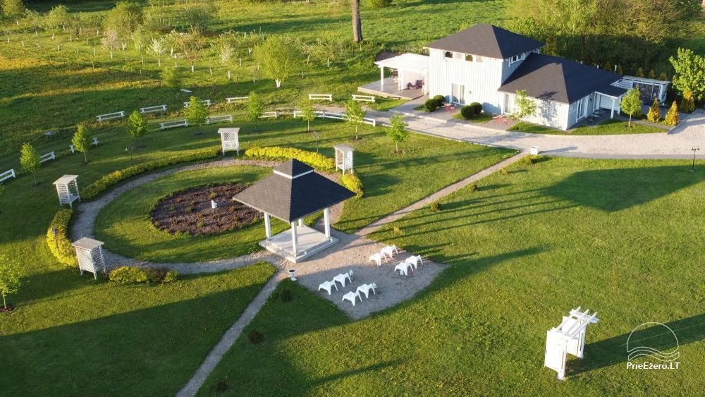 Apartments for romantic vacation, holiday cottage for family - Villa 9Vėjai - 34
